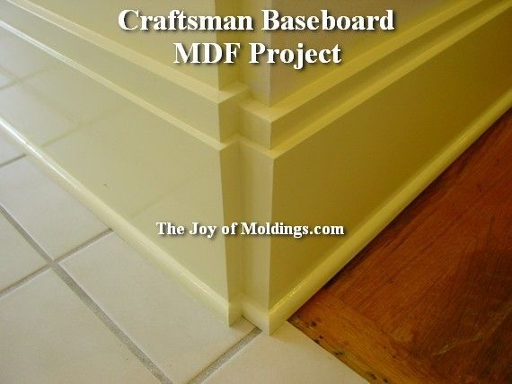 1000 images about baseboard on pinterest baseboards for Mission style trim molding