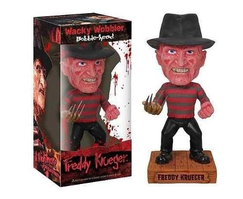Funko Wacky Wobbler Bobble-head De Freddy Krueger Nightmare - Kultip
