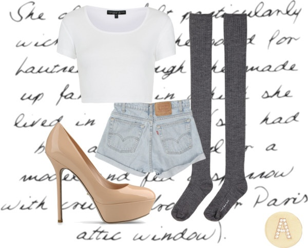 """Drops Of Jupiter."" by hey-to-the-whore ❤ liked on Polyvore"