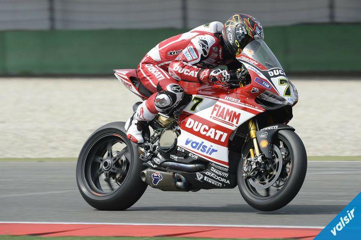 Ducati Superbike Team, TT Circuit Assen, Netherlands