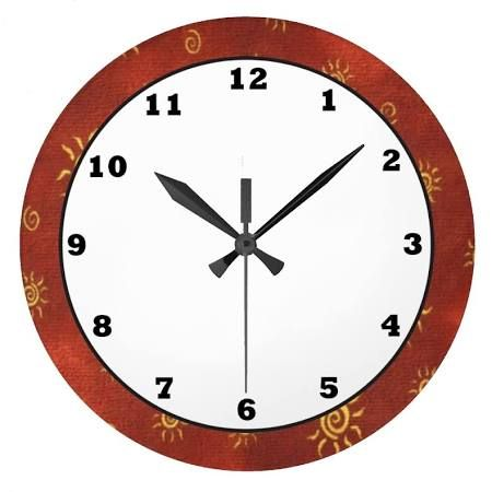 southwestern wall clocks - Google Search