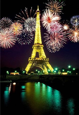 If I could not go to Paris earlier I would go there to ring in New Years at the Eiffel Tower and see the fireworks. Estimated cost-$2,500