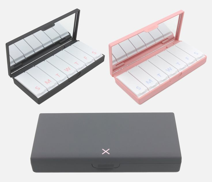 Port and Polish pill organizer - doorsixteen.com