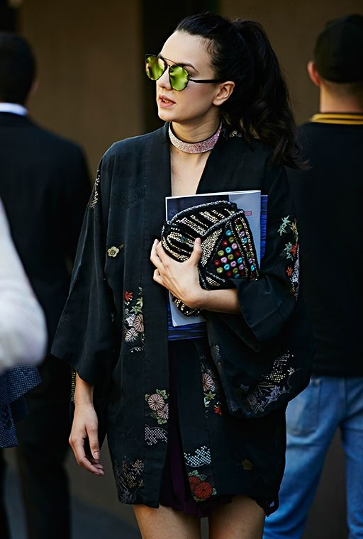 On the streets of Milan during Men's Fashion Week it was a veritable smorgasbord of style. Here's Buro 24/7 Middle East's edit...