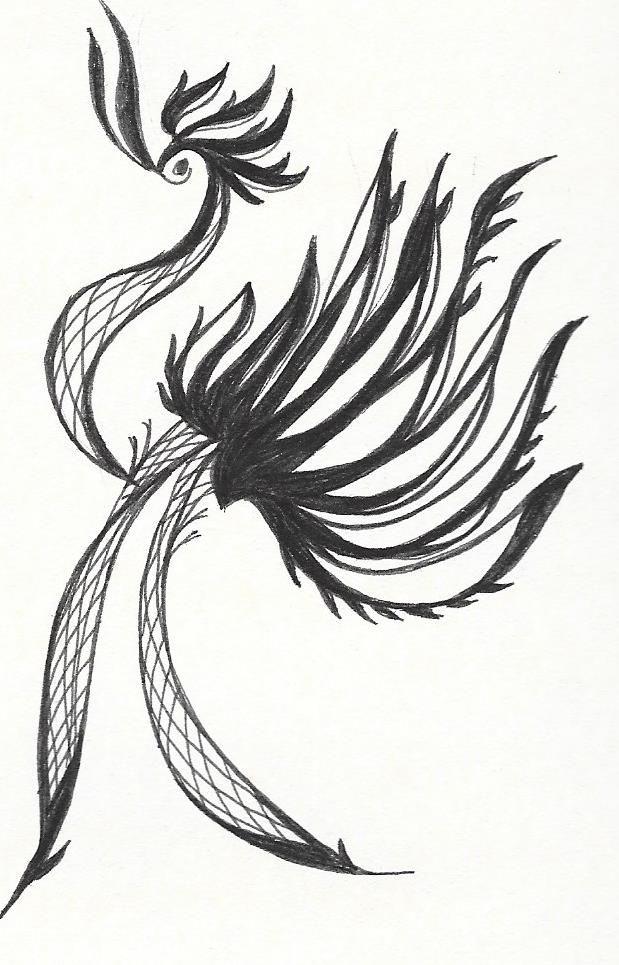 © Benke Rita, 2003 Papír, tusrajz - 21x30 cm Ára: 10.000 Ft