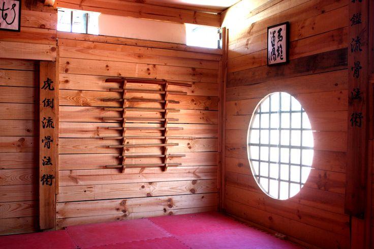 Home Gym - dojo interior - Google Search - http://amzn.to/2fSI5XT