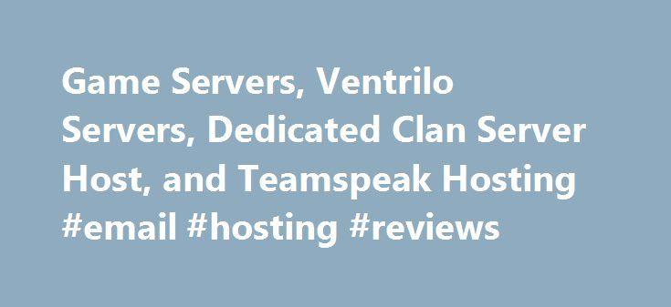 TypeFrag.com | Ventrilo, Mumble and TeamSpeak Server Hosting