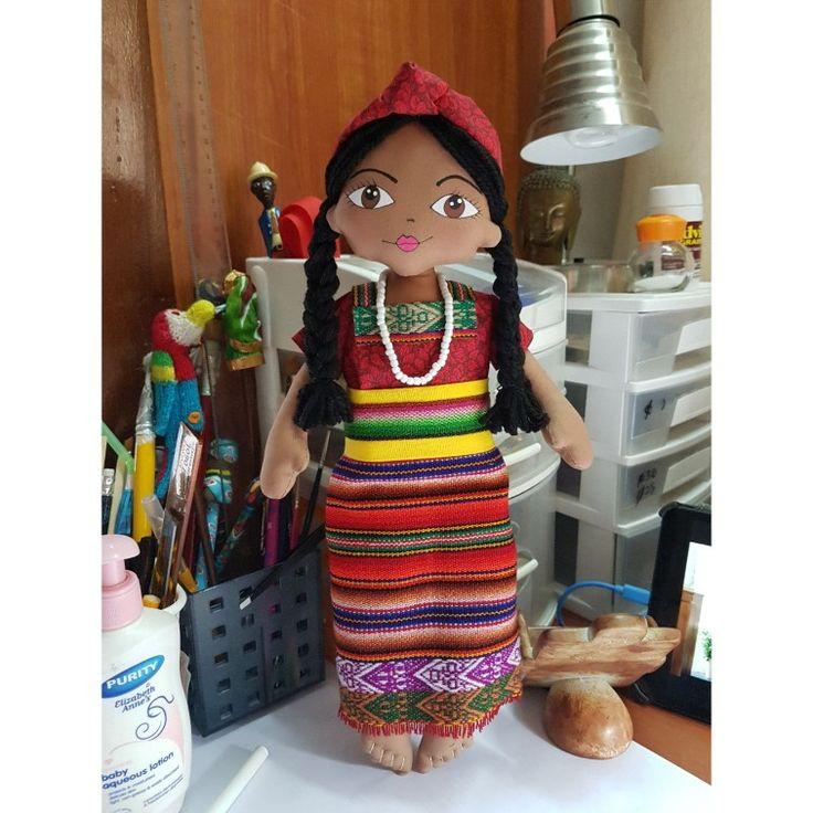 Guatemala Doll