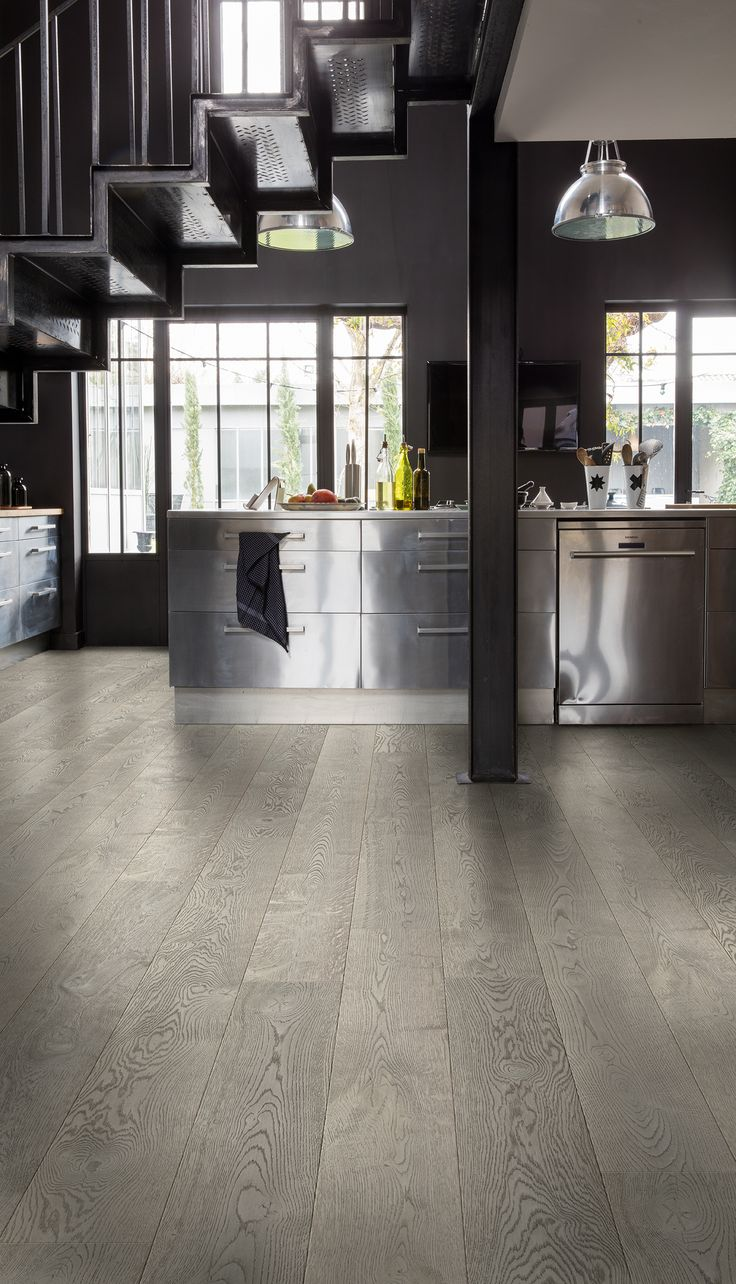 55 best kitchen flooring inspiration images on pinterest how to choose the perfect kitchen flooring dailygadgetfo Gallery
