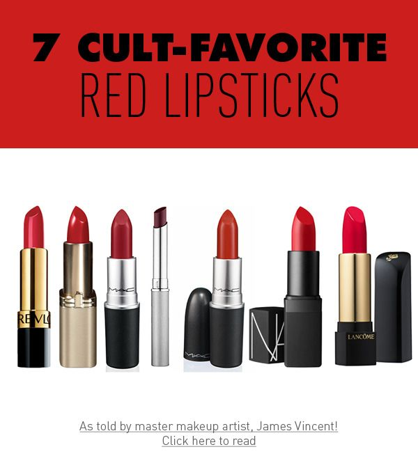 Must-Have Cult Product: The Perfect Red Lipstick | Beautylish