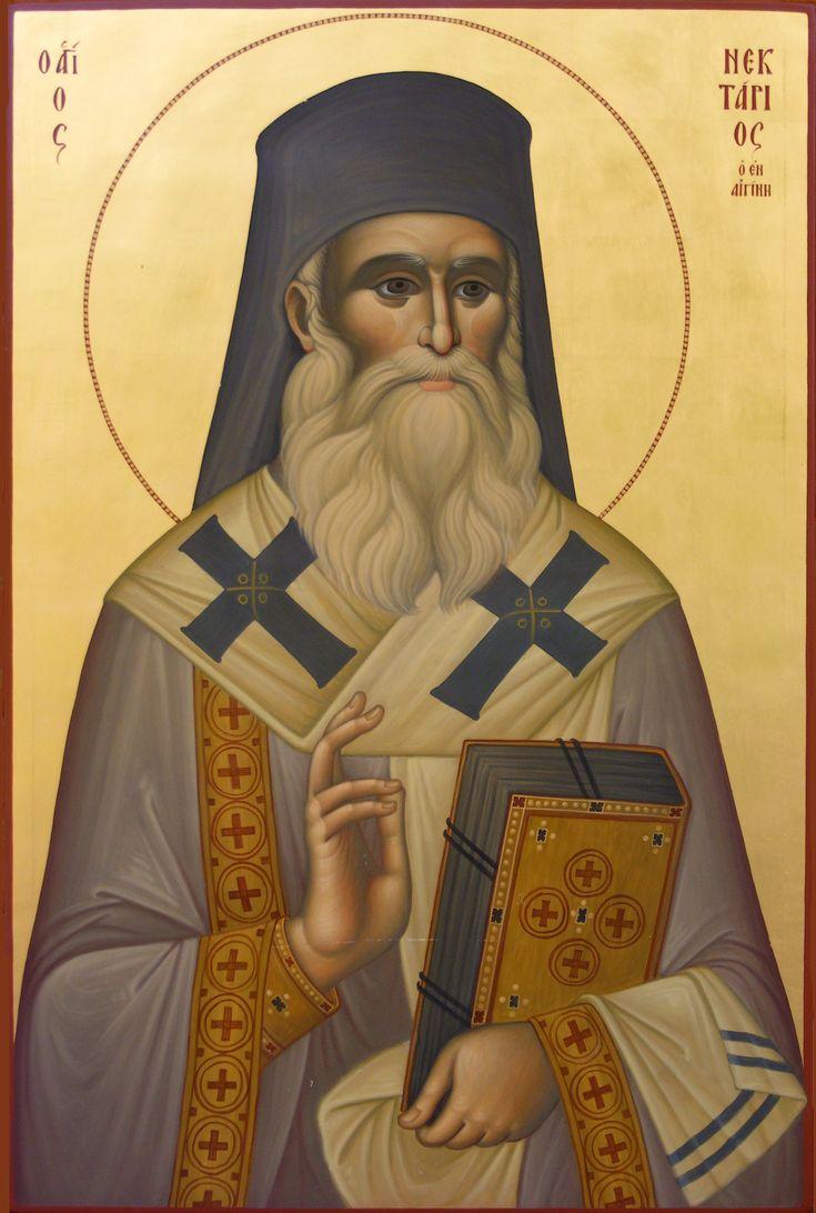 Saint Nectarios of Aegina Image result for Orthodox Icons -