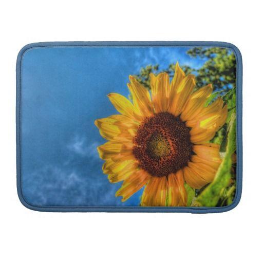 Sunflower Sleeves For MacBooks