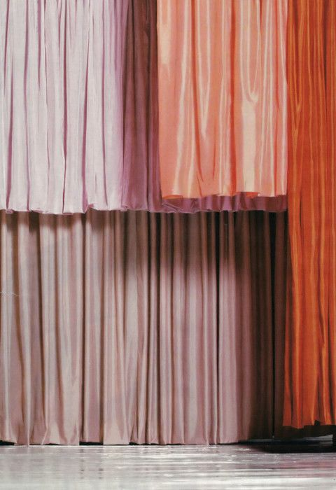 .: Interiors Design Offices, Delicate Color, Curtains, Offices Design, Architecture Interiors, Design Bedrooms, Color Stories, Girls Fashion, Dusty Rose