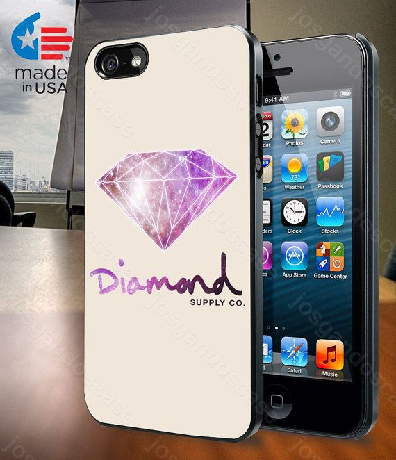 Simple Diamond Supply Co Logo for iPhone 4/4S by josgandoscase, $14.79
