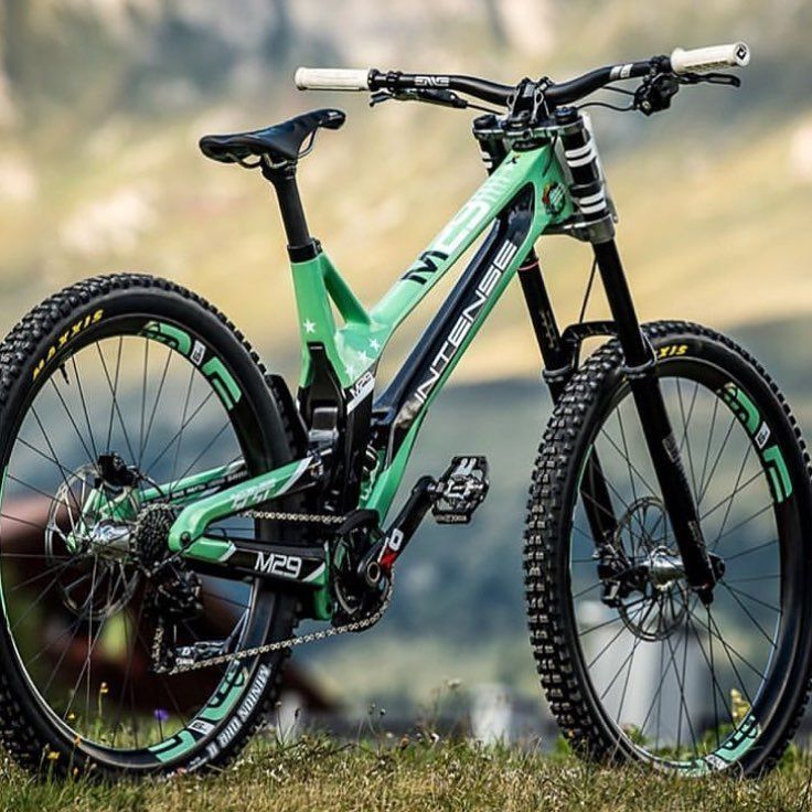 Dirt Jump Forks Downhill Bike Downhill Mountain Biking