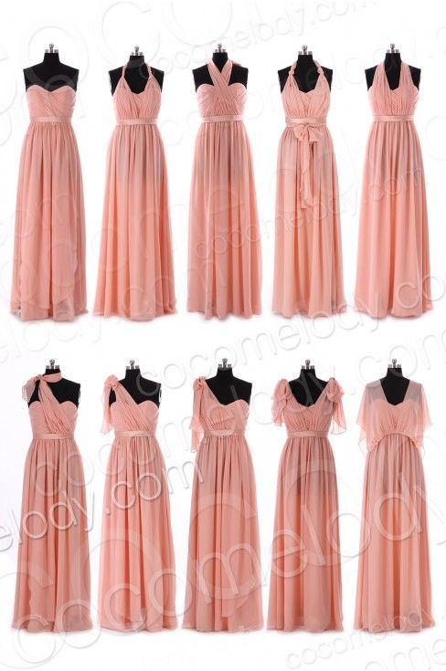 Cocomelody Convertible Infinite Dress One Multiple Ways To Wear Click See