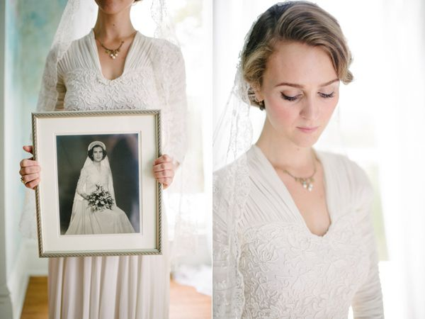 Vintage wedding by Cramer Photo
