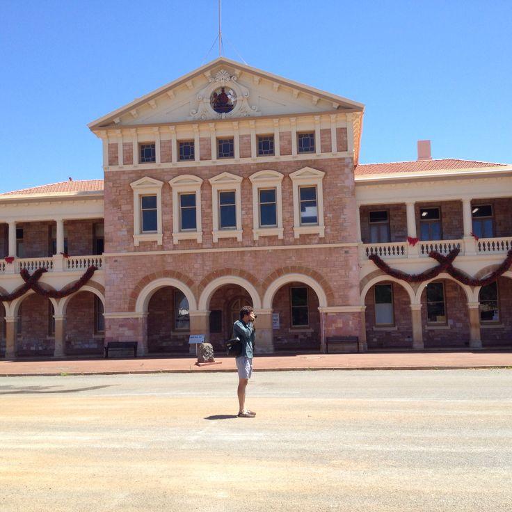 Coolgardie has the widest main street in Australia (apparently...)