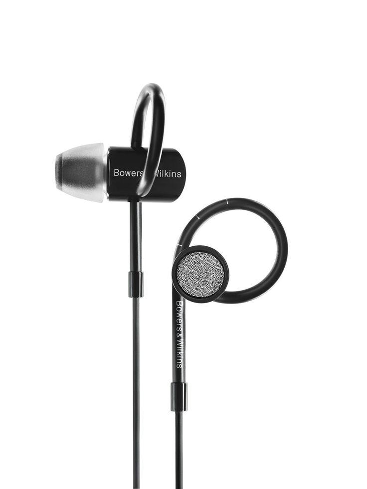Bowers & Wilkins C5 Series 2 In Ear Headphone: Amazon.co.uk: Electronics