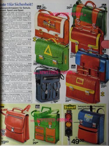 Schultasche (Neckermann-Katalog 1976/77)