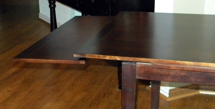Dutch Draw Leaf Table Plans Woodworking Projects Amp Plans