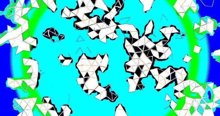 Buy Origami for beginners, Digital Art by David C Watkins on Artfinder. Discover…
