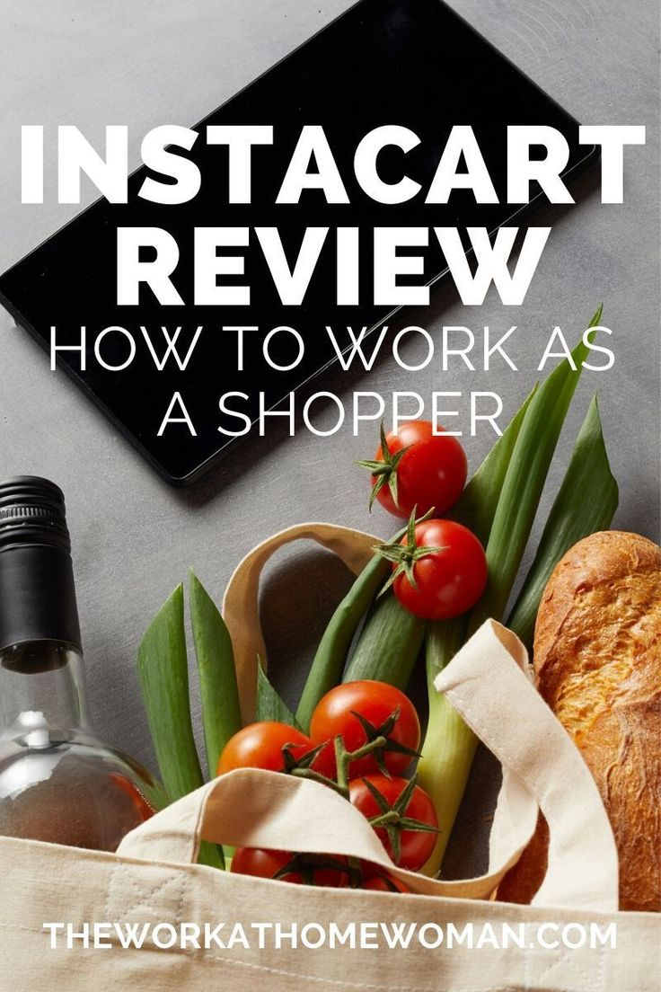 Instacart Review What It's Like Working for Instacart in