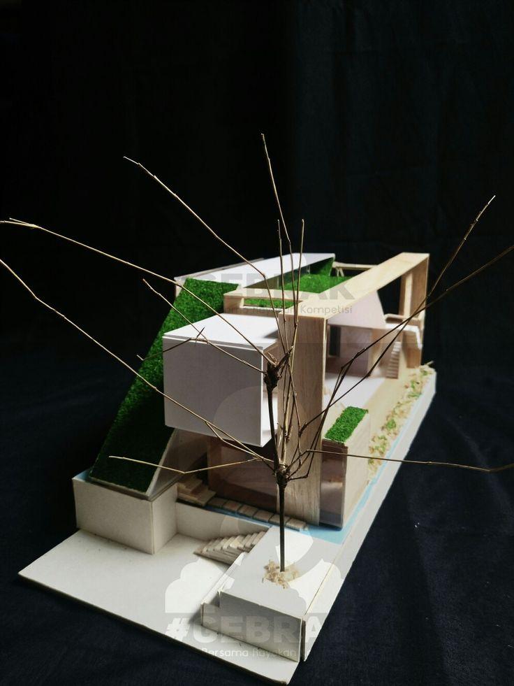 Model Final 120_Frista P Marchamedya_Arsitektur 2014