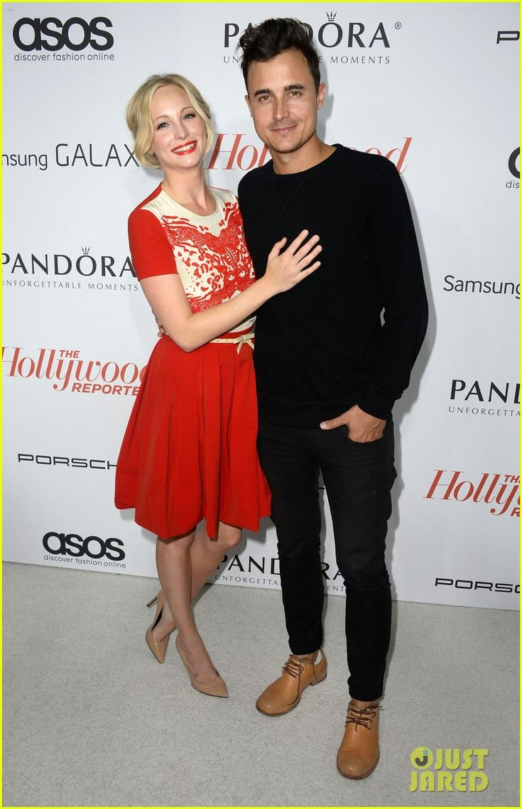 Candice Accola & Joe King