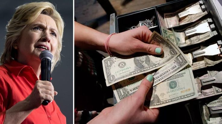 Report: Hillary Clinton would hike taxes by $1.3 trillion By Elizabeth Harrington Published August 04, 2016 Washington ... raing on small business as well as larger businesses ---- Free Beacon Facebook Twitter livefyre Email