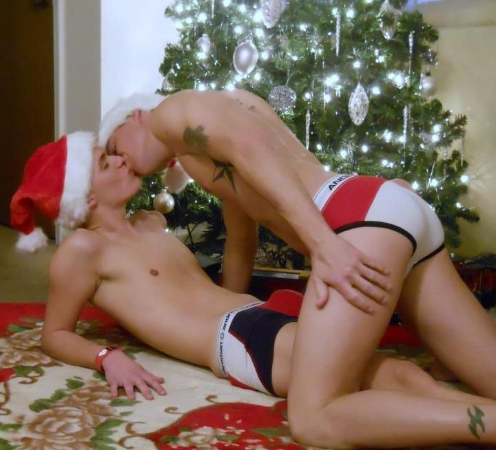 Happy holidays gay porn gays gay cumshots swallow stud hunk