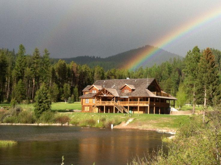 The Emily A Seeley Lake Montana