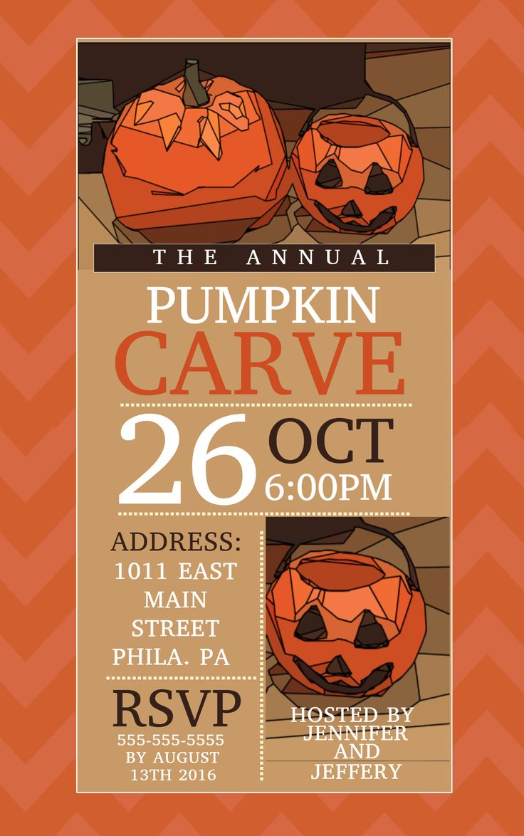 63 Best Halloween Party Flyer Templates Images On Pinterest