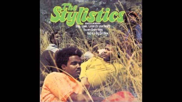 The Stylistics - Betcha by Golly, Wow (Album Version)