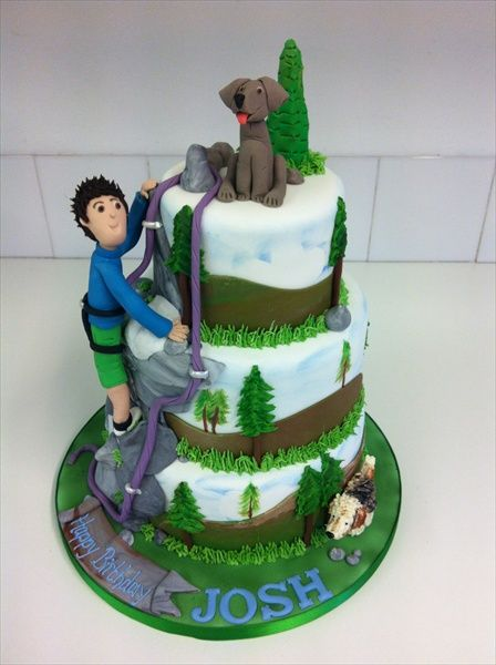 rock climbing wedding cake toppers 25 best ideas about rock climbing cake on 19248