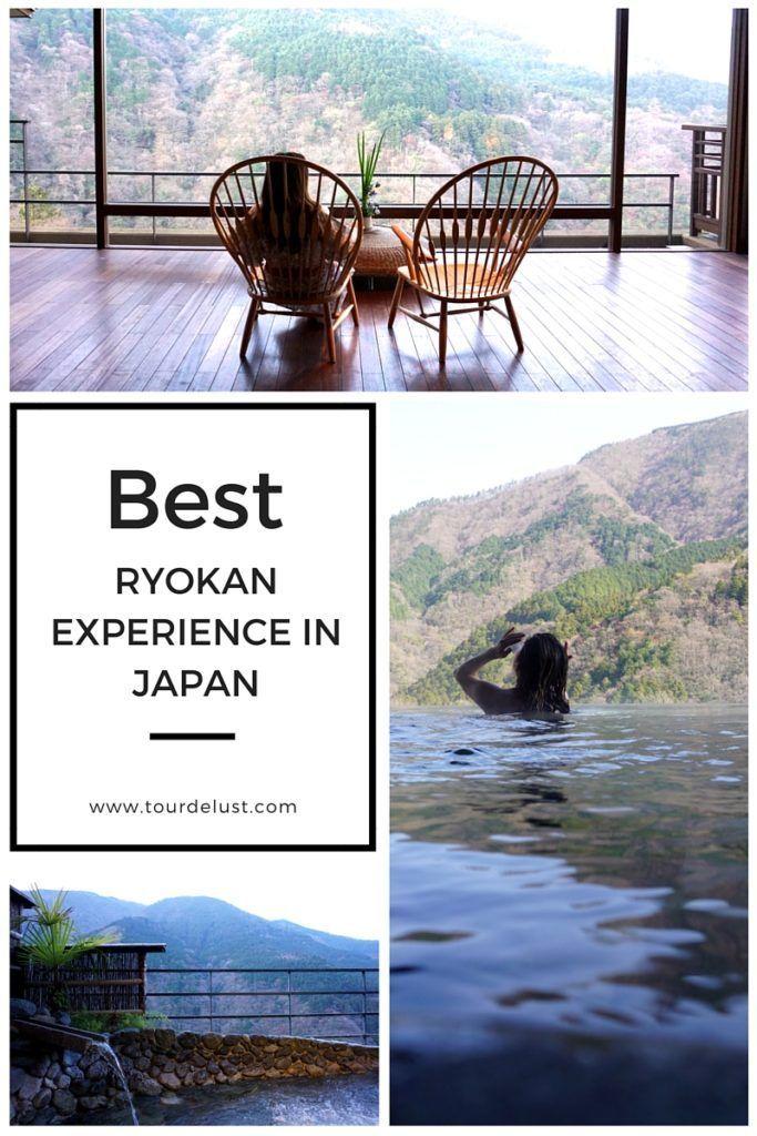 Best Ryokan Experience in Japan