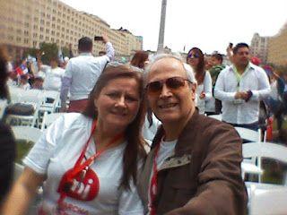 David Yañez Osses: Estuve en la Marcha Por Jesus Chile
