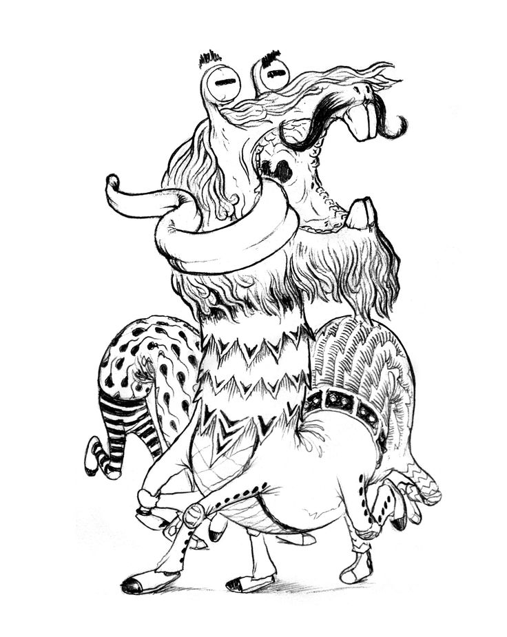 drawing - pencil - Giuseppe Santoro