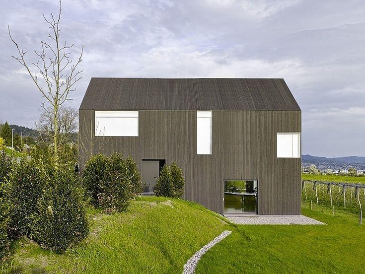 Gottshalden by Rossetti   Wyss Architects