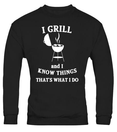 """# I Grill TShirts BBQ is What I Do Fathers Day Barbecue Gifts .  Special Offer, not available in shops      Comes in a variety of styles and colours      Buy yours now before it is too late!      Secured payment via Visa / Mastercard / Amex / PayPal      How to place an order            Choose the model from the drop-down menu      Click on """"Buy it now""""      Choose the size and the quantity      Add your delivery address and bank details      And that's it!      Tags: f you know someone who…"""
