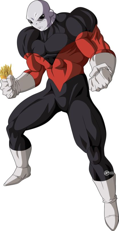 No one will take his fries  jiren the gray   Tumblr