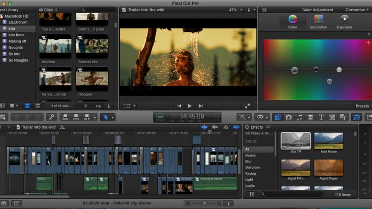 If you're a Final Cut Pro X user, chances are you use these effects constantly.
