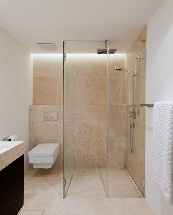 Pin Von Dana Deja Auf Luxxry Travertin Dusche