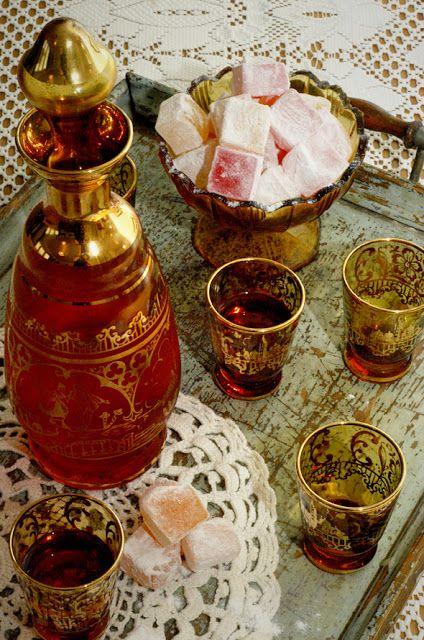 Turkish Delight Vodka | Katiecakes