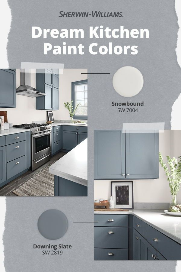Paint Color Inspiration For Kitchens Sherwin Williams Paint For Kitchen Walls Kitchen Diy Makeover Kitchen Color Pallet