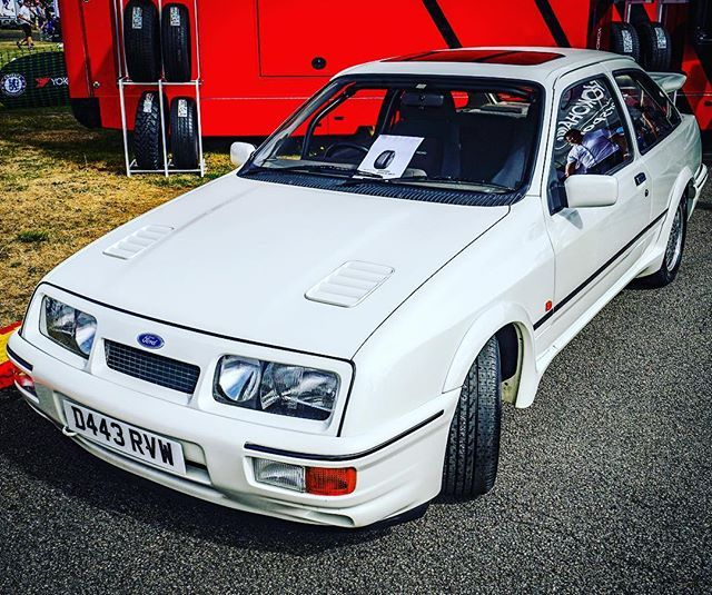 Ford Sierra Rs Cosworth 1986 1992 Fordmotorsport Ford
