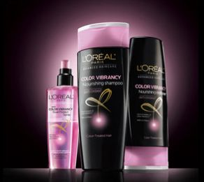 Free Sample: L'Oreal Color Vibrancy Advanced Hair Care  - http://www.livingrichwithcoupons.com/2013/07/free-sample-loreal-color-vibrancy-advanced-hair-care.html