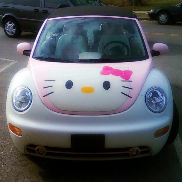 25 Best Ideas About Hello Kitty Car On Pinterest Hello
