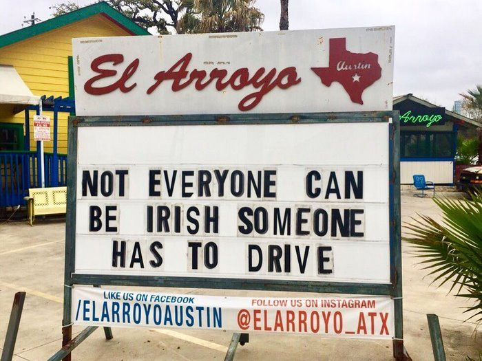 Best Restaurant Signs Ideas On Pinterest Driving Signs - The internet cant get enough of this texan restaurants hilarious signs