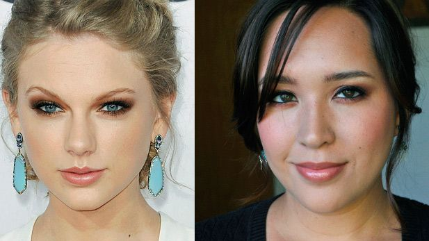 SparkLife » How To Look Like Taylor Swift (When You Don't Look Like Taylor Swift)